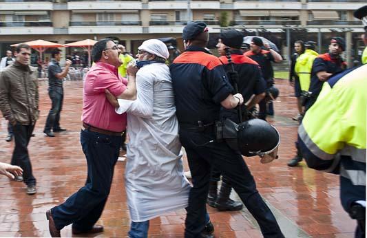 Declaració d'Unitat contra el feixisme i el racisme, arran de les agressions de membres de Plataforma per Catalunya a Vilanova i la Geltrú