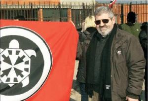 Gianluca Casseri, l'assassí racista de Florència, va ser un militant actiu de Casa Pound.