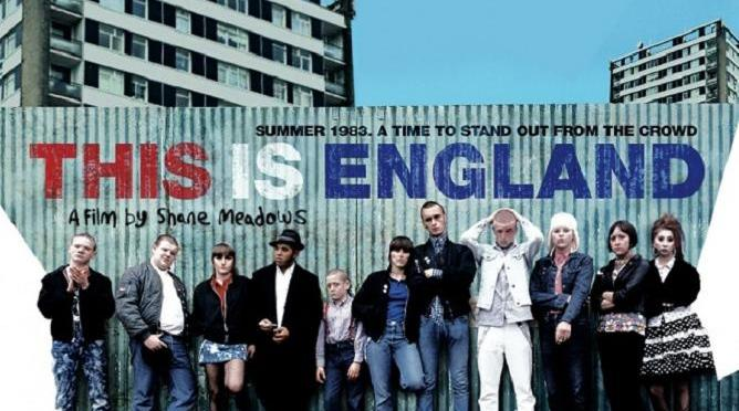 "Pel·lícula a la fresca: ""This is England"""