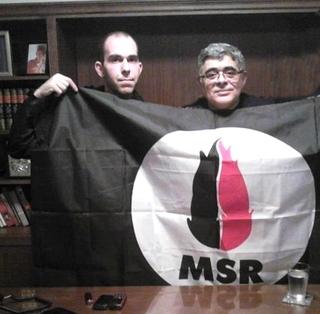 MSR: Nazis disfrazados de revolucionarios
