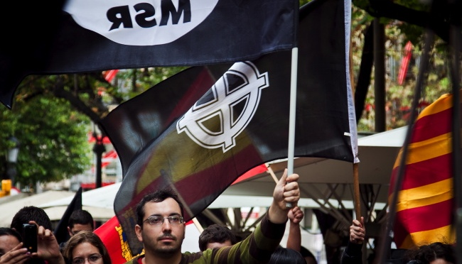 MSR: Nazis disfressats de revolucionaris
