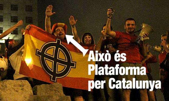 Per una Anoia sense nazis! Unim-nos contra el feixisme i el racisme!
