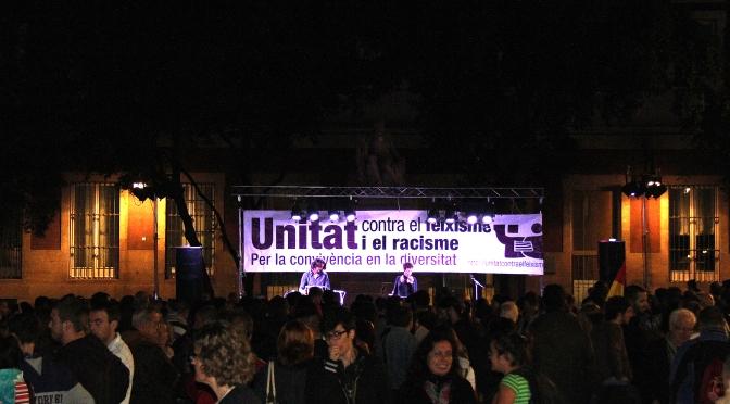 12 d'octubre, res a celebrar: Prou impunitat per al feixisme!