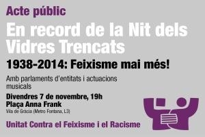 Nit Vidres trencats 2014
