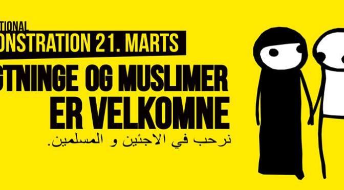 #21Mantifa: Manifestació internacional contra el feixisme, el racisme i la islamofòbia… també a Barcelona