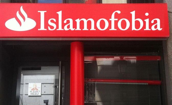 #StopIslamofobia: Prou discriminació per part dels bancs