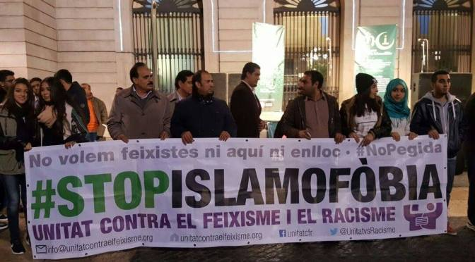 Denunciem la islamofòbia