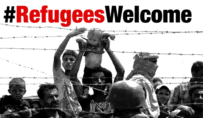#RefugeesWelcome : Protegeix-te contra els rumors racistes