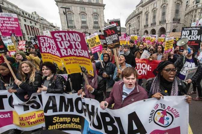 Unámonos contra el fascismo, el racismo y la islamofobia el 17 de marzo