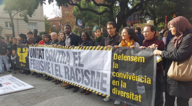 Manifestació #17M: Drets civils i socials per a tothom