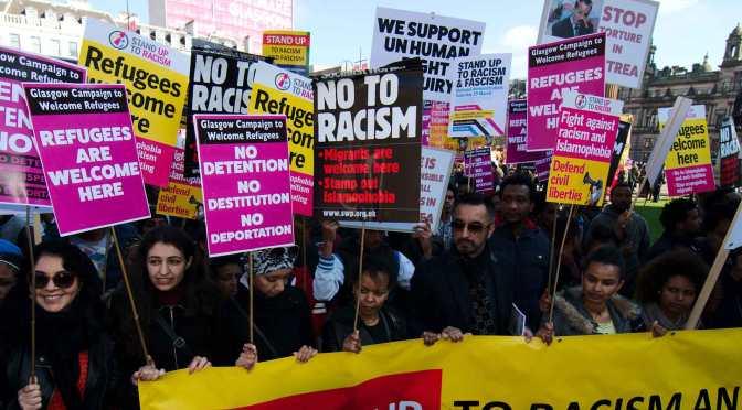 Manifestació #17M:  ¡Derechos civiles y sociales para todas y todos!