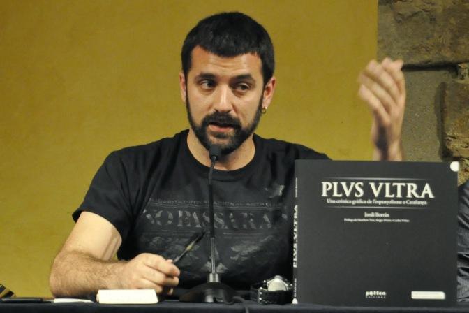 No a l'agressió contra Jordi Borràs