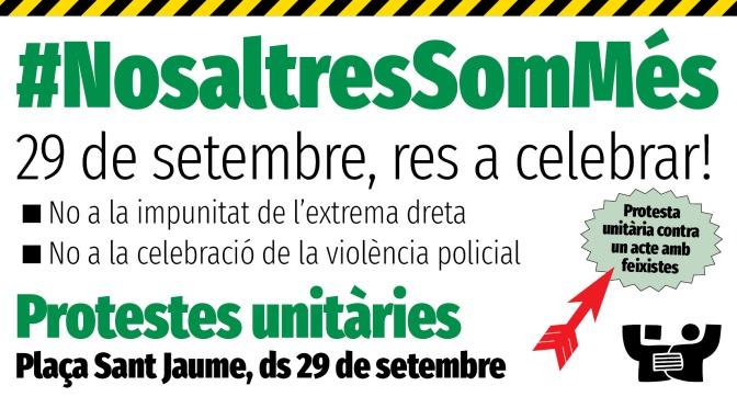 29 de setembre, res a celebrar! #NosaltresSomMés