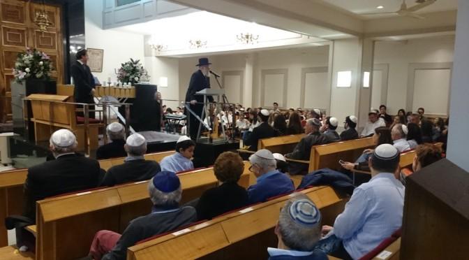 Solidaritat amb la comunitat jueva: no a l'antisemitisme!