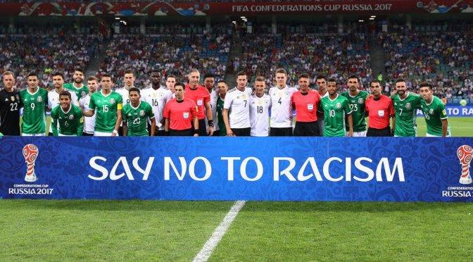 Esport Sí – Racisme No: #21MProuRacisme